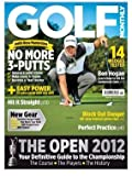 Golf Magazine Golf Monthly Magazine Subscription Gift Pack (13 issues)
