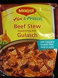 """Maggi Fix & Frisch """"Beef Stew Seasoning Mix"""" Goulash (Gulasch)"""