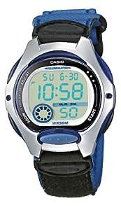 Casio Collection Kinder-Armbanduhr Digital Quarz LW-200V-2AVEF