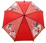 Disney Childrens Umbrella Minnie Mouse