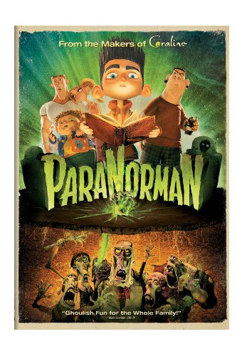 Paranorman (Widescreen, Snap Case, Slipsleeve Packaging, Subtitled)
