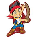It's Jake! Jake & the Neverland Pirates! 33 Mylar Balloon
