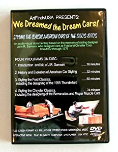 We Dreamed the Dream Cars!