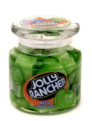 Jolly Rancher Apple Scented Candle