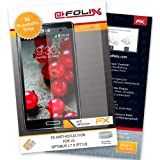AtFolix FX-Antireflex Premium Non-Reflective Screen Protector for LG Optimus L7 II P710 (Pack of 3)