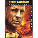"Stirb Langsam 1-4 Box - Special Edition (8 DVDs)von ""Bruce Willis"""