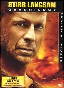 Stirb Langsam 1-4 Box - Special Edition (8 DVDs)