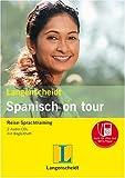 Langenscheidt Spanisch on tour: Reise-Sprachtraining/2 Audio-CD`s mit Begleitheft - Elisabeth Graf-Riemann