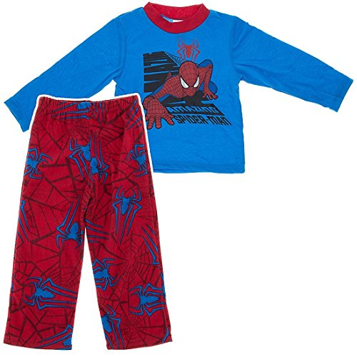 Marvel Comics Big Boys' The Amazing Spider-man Pajama Set
