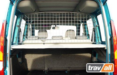 TRAVALL TDG1220 - Hundegitter Trenngitter Gepäckgitter