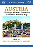 Naxos Travelogue Austria Salzburg Vienna [Various] [Naxos DVD Travelogue: 2110342] [2013] [NTSC]