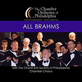 Brahms: Serenade No. 1 - Schicksalslied - Begr�bnisgesang