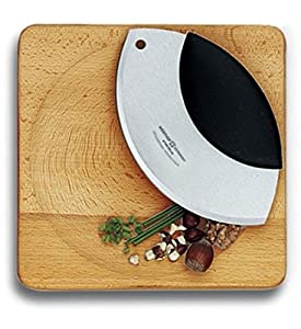Wusthof 2-Piece Mincing Knife and Cutting Board Set