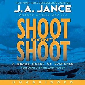 Shoot Don't Shoot Audiobook