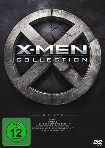 X-men 1-6 [6 DVDs]