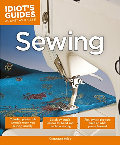 Idiot's Guides: Sewing (Advanced Machine Work compare prices)