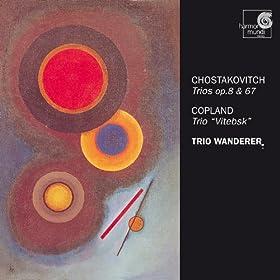 Shostakovich: Piano Trios Op. 8 & 67