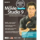 Sony Vegas Movie Studio 9 Pro Pack (Student / Teacher) (PC CD)by Sony Creative Software