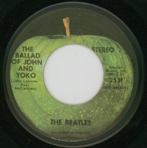 The Beatles - Ballad Of John And Yoko - Zortam Music