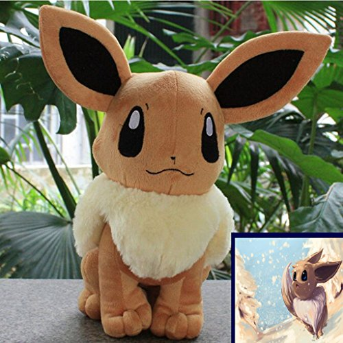 2016-nuevo-Pokemon-Eevee-juguete-de-felpa-suave-de-85-216cm-stuffed-Doll-Cute-Plush-Doll