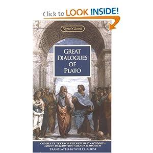 Amazon.com: Great Dialogues of Plato (Signet Classics) (9780451527455): Plato, Eric H
