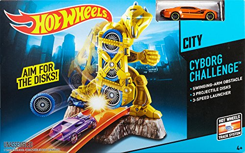 Hot Wheels Robots
