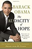 Image of The Audacity of Hope: Thoughts on Reclaiming the American Dream
