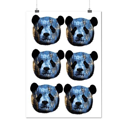 cracked-wood-panda-timber-style-matte-glossy-poster-a1-84cm-x-60cm-wellcoda