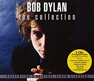 The Collection,3 CD Boxed Set: Blonde on Blonde/Blood on the Tracks/Infidels