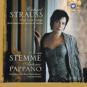 Richard Strauss : Quatre derniers Lieder - Capriccio : scène finale - Salomé : scène finale