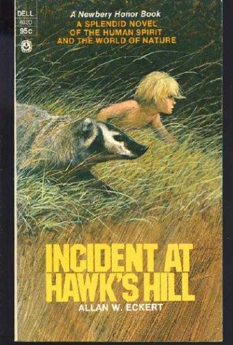 Incident At Hawk's Hill, Allan Eckert