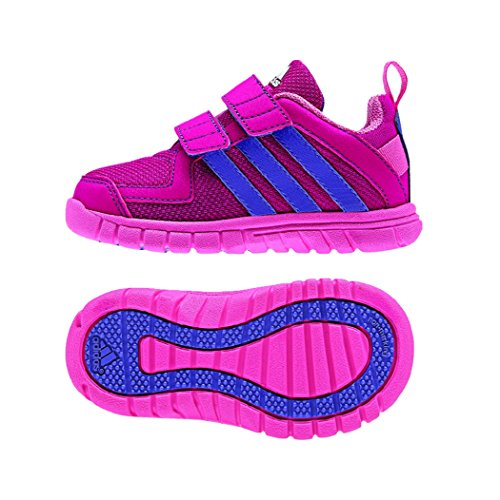 Adidas Performance Sta Fluid 3 Cf I Trail Runner (Toddler), Bold Pink/Purple/Pink, 5 M Us Toddler back-503180