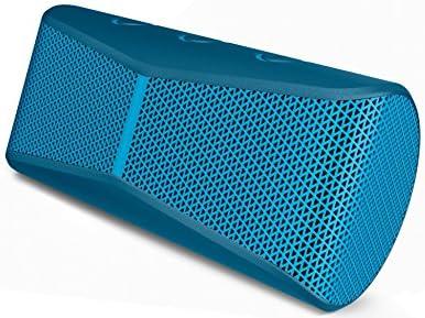 LOGICOOLロジクール x300 モバイルワイヤレスステレオスピーカー ブルー X300BL