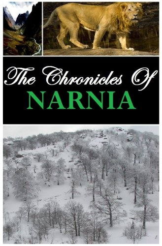 The Chronicles of Narnia Complete Set (Book #1 - #7): THE LION THE WITCH AND THE WARD ROBE, PRINCE CASPIAN, THE SILVER CHAIR, THE HSE AND HIS BOY, THE MAGICIAN'S NEPHEW, THE LAST BATTLE