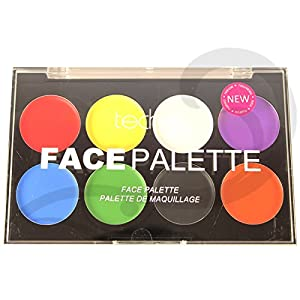Technic Face Paint Palette