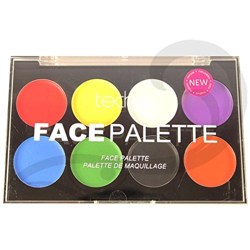 technic-face-paint-palette