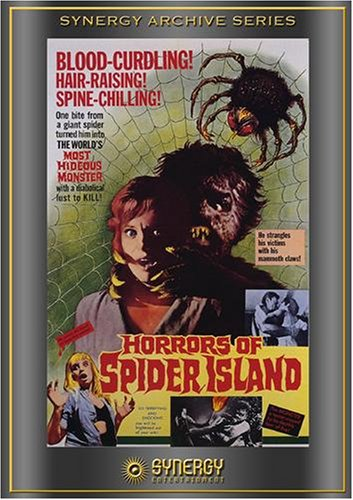 Horrors of Spider Island Cover