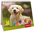 F�r kleine Hundefans 2017: Mini-Monat...