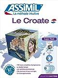 Le Croate (livre+3CD audio+1CD mp3)