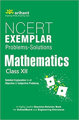 Upto 30% Off On School Textbooks & Guides By Amazon | NCERT Exemplar Problems: Solutions Mathematics class 12th @ Rs.104