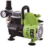 Grex AC1810-A 1/8 HP 120-V Portable Piston Air Compressor