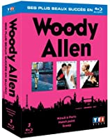 Woody Allen - Coffret - Ses plus beaux succès en Blu-ray