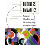 Business Dynamics: Systems Thinking and Modeling for  a Complex World with CD-ROM (Int'l Ed)by John Sterman