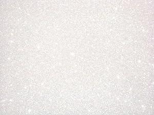 glitter card sheet   white sparkle qty3 amazon co uk toys amp games