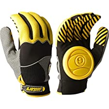 Sector 9 Apex Yellow Large / X-Large Slide Gloves Downhill Slide Gloves