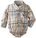Andy & Evan Baby-Boys Infant Plaidly In Love Perfect Shirt