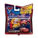 Cars 2 - V3019 - V�hicule Miniature -...