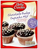 Betty Crocker Chocolate Fudge Cupcake Mix 303 G (Pack of 6)
