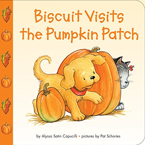 Biscuit Visits the Pumpkin Patch