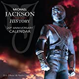 Michael Jackson History 2015 Calendar: 20th Anniversary
